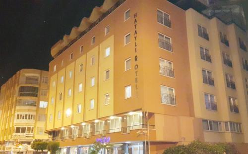 İskenderun Hataylı Oteli tatil