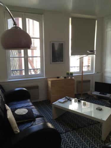 Rue Des Lingots Apartment - Location saisonnière - Honfleur