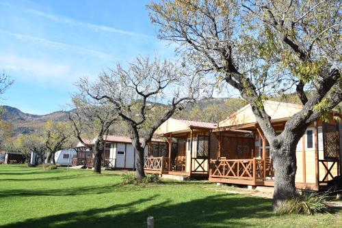 . Camping Castillo de Loarre