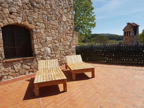 Suite with Terrace - single occupancy Mas del Sord 1335 6