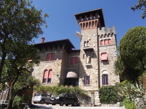 Hotel la vela castello il rifugio santa margherita ligure for Design hotel liguria