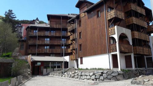 Résidence Andromede Les Deux Alpes
