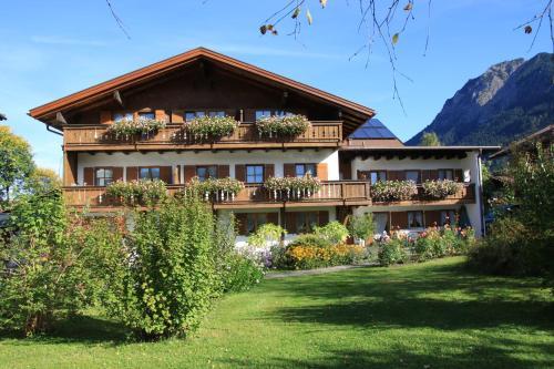 Ferienwohnungen Thannheimer Oberstdorf