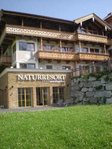 Naturresort Senningerhof Bramberg a. Wildkogel