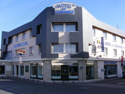 . Hotel du Commerce