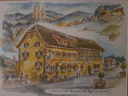 Accommodation in Wimmenau