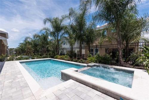 Reunion Beauty - Eight Bedroom Home - Kissimmee, FL 34747