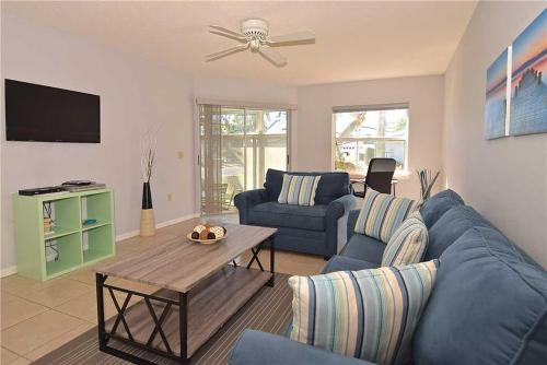 Gulf and Bay Club Bayside 1303-D - Two Bedroom Condominium