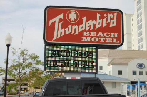 Thunderbird Beach Motel - Ocean City, MD 21842