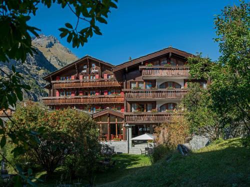 Hotel Dufour Alpin Superior Zermatt