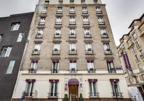 Hôtel de Bellevue Paris Gare du Nord photo 42