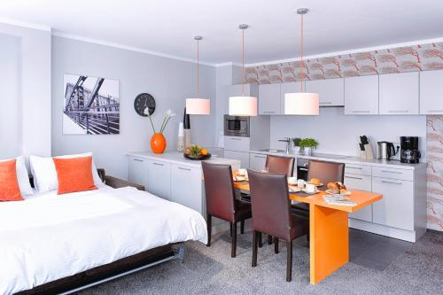 Concept Living Munich Serviced Apartments photo 75