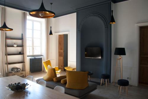 . Appartement Du Fau De La Roque