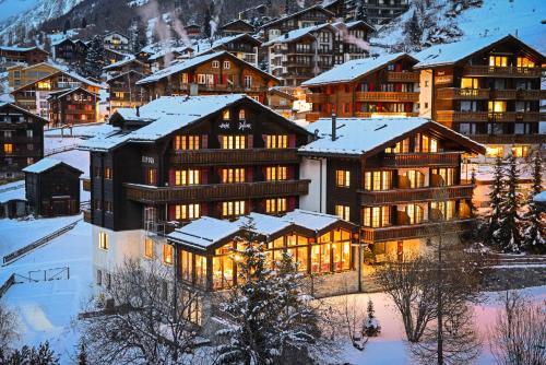 Hotel Dufour Chalet Zermatt