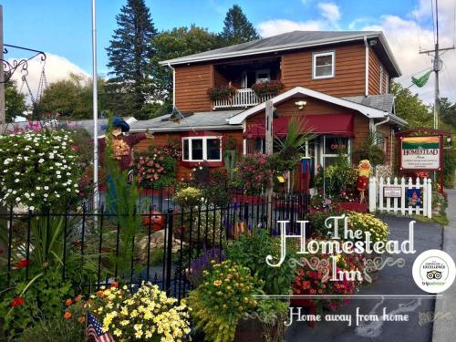 Homestead Inn - Blowing Rock