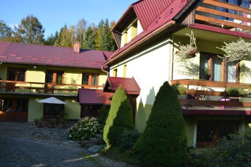 Agroturystyka Oblica - Hotel - Zawoja