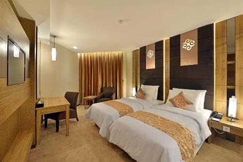 Maple Hotel Grogol Jakarta Book Your Hotel With Viamichelin