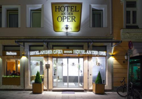 Hotel an der Oper impression