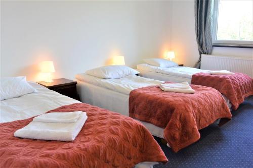 Hotel Eden værelse billeder