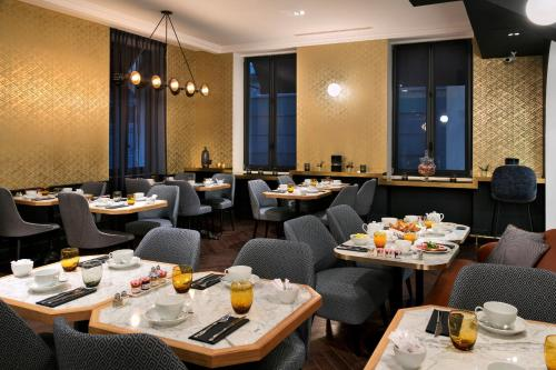 L'Oseille - Paris : a Michelin Guide restaurant