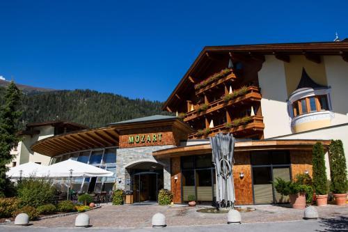 Hotel Mozart-Vital Ried im Oberinntal
