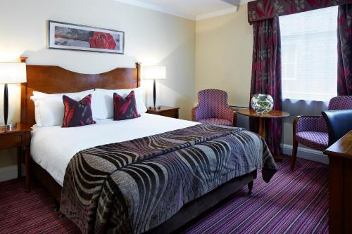 Rooms: Sir Christopher Wren Hotel Review, Windsor, Berkshire