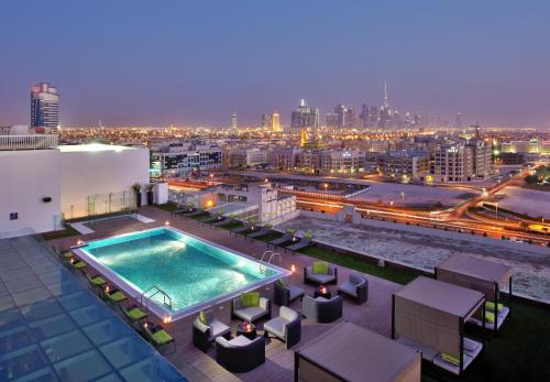 The Canvas Hotel Dubai MGallery By Sofitel photo 4