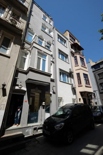 Istanbul Ada Homes Hotel Taksim ulaşım