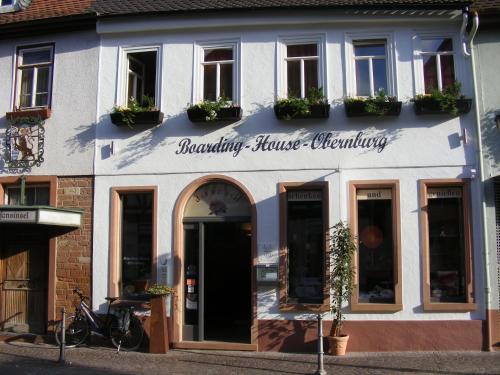 . Boarding House Obernburg