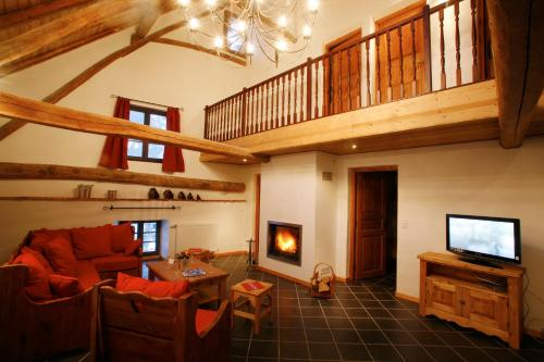 Chez Le Marquis du Pontet - Apartment - Valloire