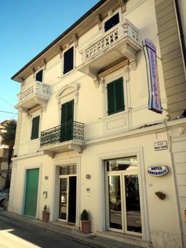 Hotel Conchiglia a Montecatini Terme