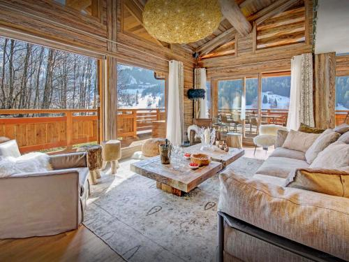 Chocoon Lodge - SnowLodge La Clusaz