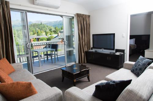 Clear Ridge Apartments - Accommodation - Hanmer Springs