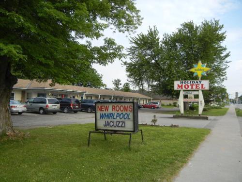 Holiday Motel Foto principal