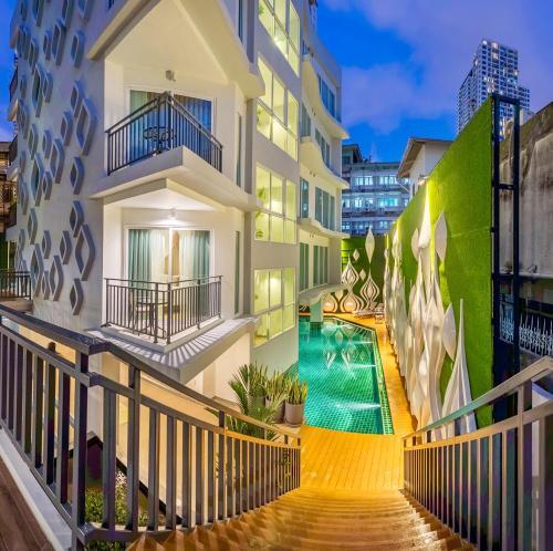 Anajak Bangkok Hotel photo 29