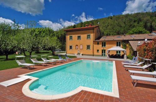 . Villa Le Panche