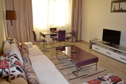 Abu Dhabi Plaza Hotel Apartments photo 45
