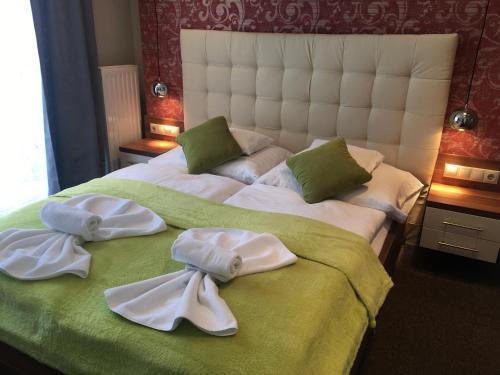 Hotel-overnachting met je hond in Villa Mona Lisa - Hévíz