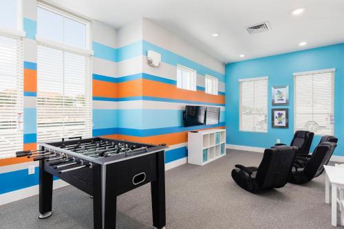 Summerville Resort Four Bedroom Townhome Sv111 - Kissimmee, FL 34747