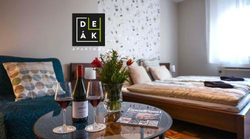 Deák 4 apartman in Eger