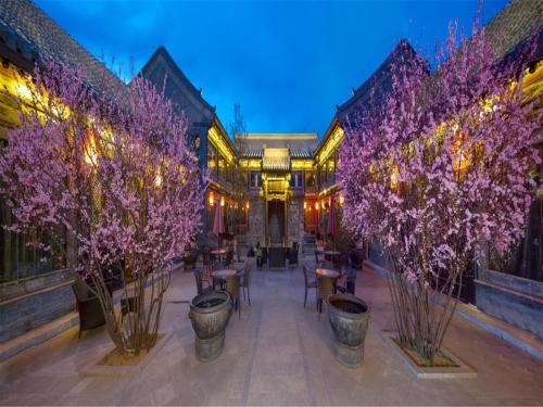 . Datong Yunzhong Traditional Courtyard