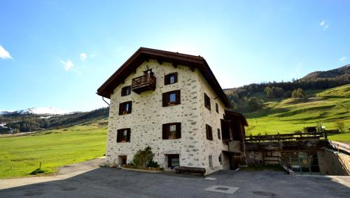 Mountain Chalet Milly Livigno