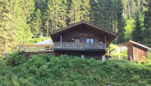 Wasserfallhütte Hinterglemm