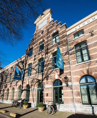 Oostenburgergracht 73, 1018 NC Amsterdam, Netherlands.