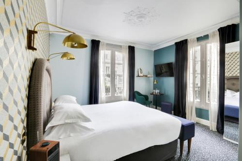 Grand Pigalle Hotel photo 42