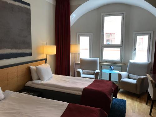 Riddargatan 6, 114 35 Stockholm, Sweden.