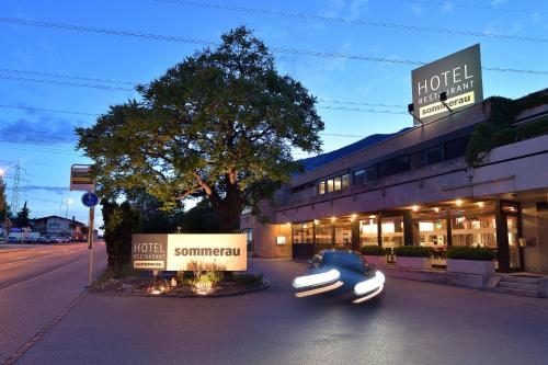 . Hotel Sommerau