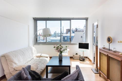 Saint-Honoré apartment impression