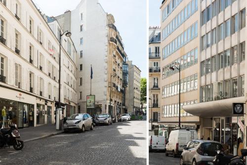 Saint-Honoré apartment photo 6