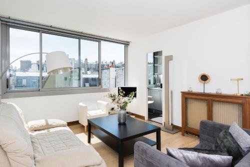 Saint-Honoré apartment photo 13